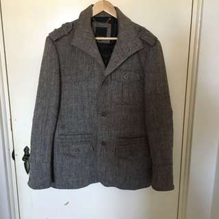 Paco Rabanne Coat Size L