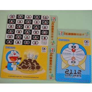 哆啦A夢 ICASH 悠遊卡 (更多 悠遊卡、一卡通、造型卡)90~150~250~500~1500都有庫存 歡迎詢問