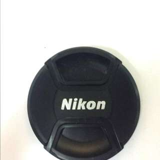 Nikon 72 mm Lens Cap