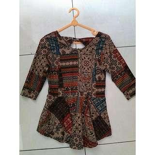 Batik Modern Cewe