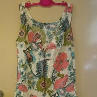 Floral Lunch Dress