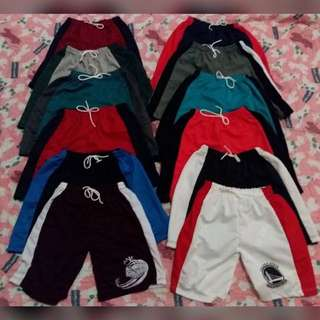1 Dozen Jersey Shorts For Kids!!!