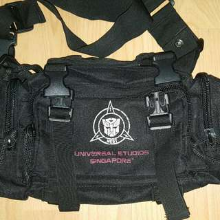 Pouch USS Transformers