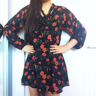 NEW Luck & Trouble Poppy Dress (Size 10)