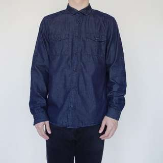 H&M Men's Denim Shirt