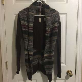 Below The Belt Sweater - M