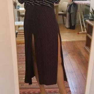 Gorgeous print skirt Size M (8/10)