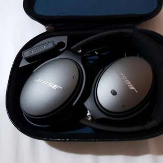 Bose QC25 + Extended 3yrs Warranty