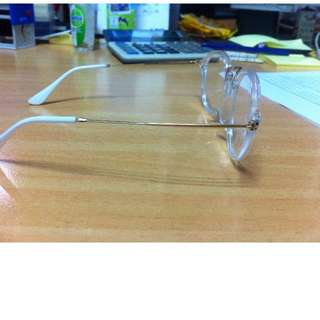 Kacamata Frame Bening (Normal)