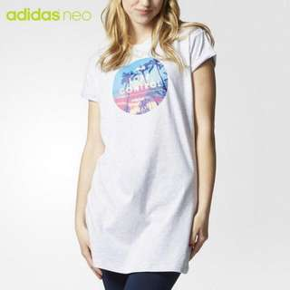 Adidas Neo W Graphic LNG T Size S