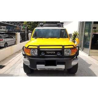 Toyota FJ Cruiser 4.0