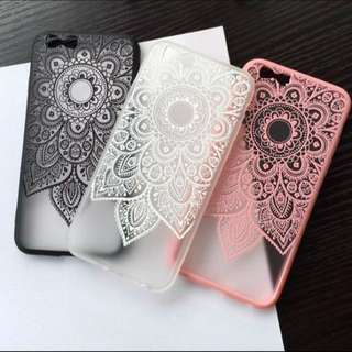 Floral Mandala iPhone 6 & 6 Plus Case