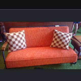 Gently Used Art Deco Vintage Retro Sofa