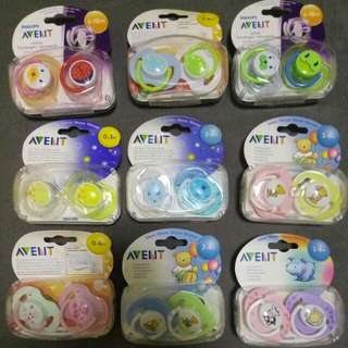 Philips Avent Orthodontic  Pacifiers