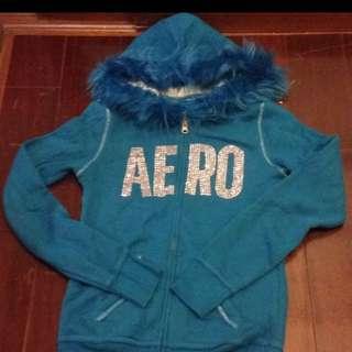 美國aero運動外套