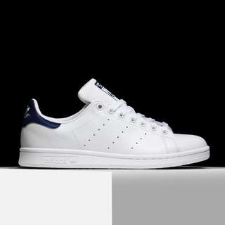 adidas Originals Stan Smith 深藍 M20325