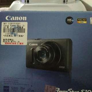 Canon S100類單眼相機