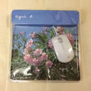 Agnes B Mouse Pad Set