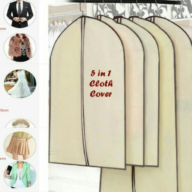 5 In 1 Cloth Cover