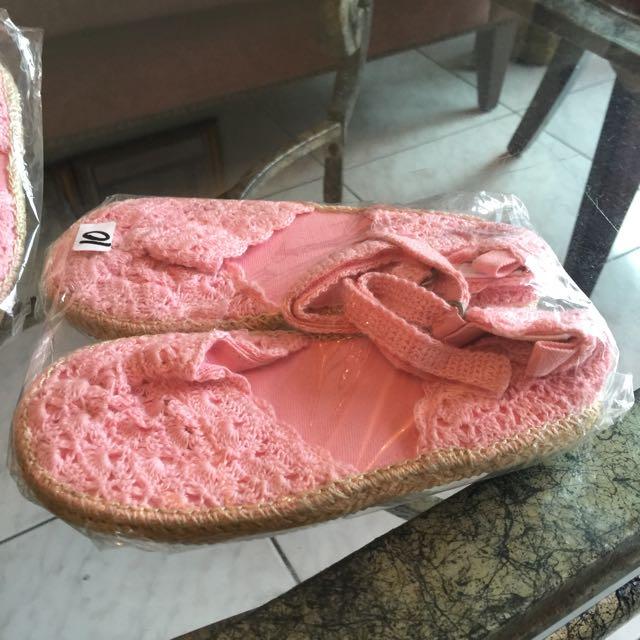 全新針織女童鞋,適合送新生禮