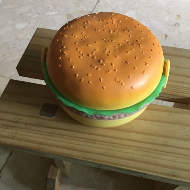 漢堡餐盒🍔