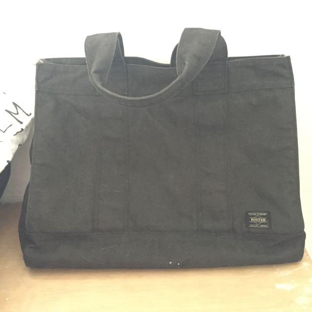 日版 porter 手提包