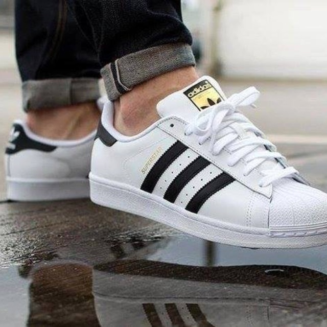 Adidas superstar 金標 男段 女段 C77124