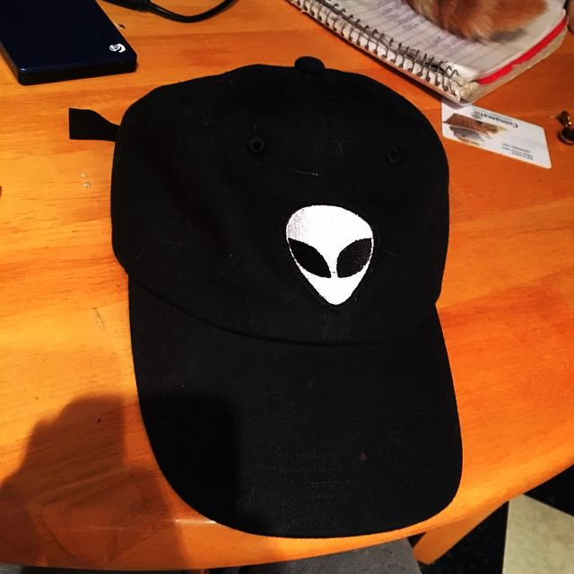 Alien Ball Cap