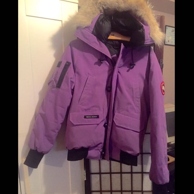 Authentic Canada Goose Bomber Best Offer