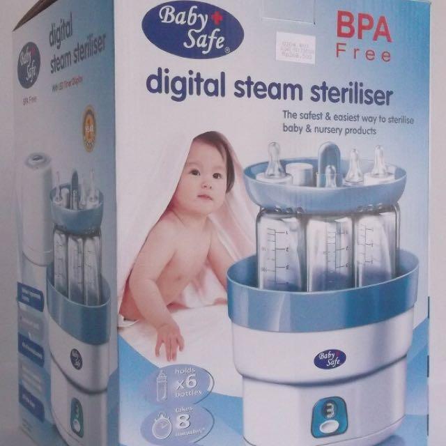 Baby Safe Steriliser