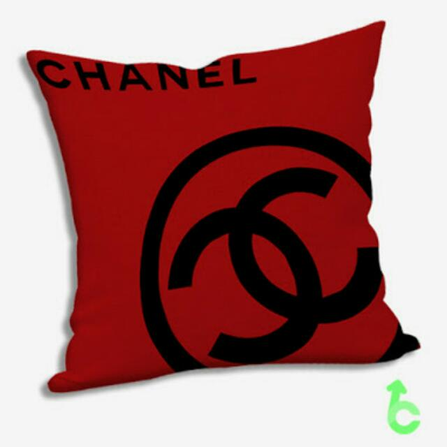 Brand new chanel cushion covers.. 45x45cm