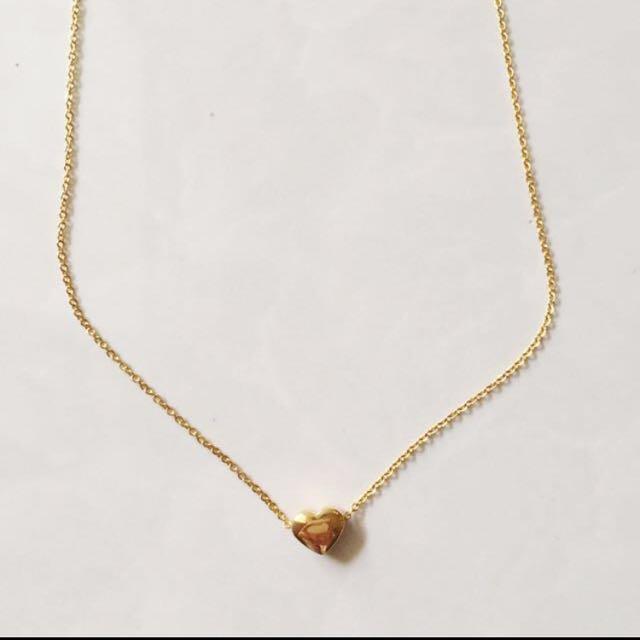 Bvlgari inspired necklace