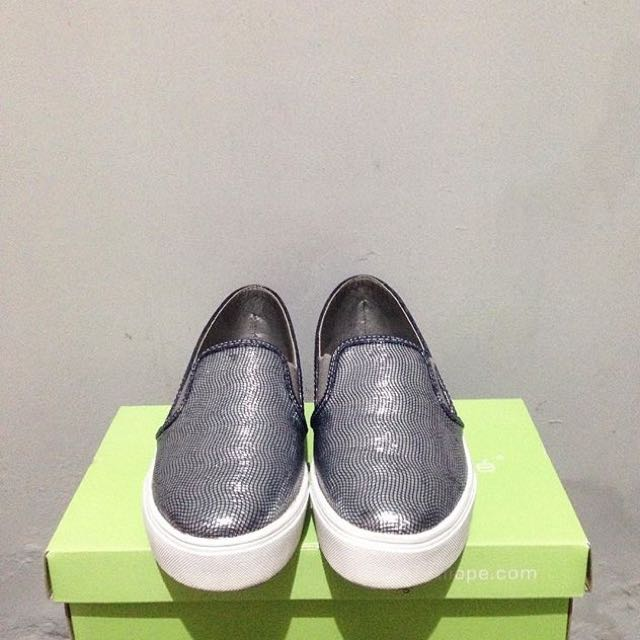 Calliope Silver Woman Shoes