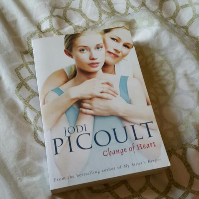 Change Of Heart - Jodi Picoult