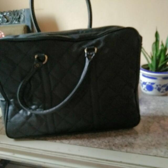 Channel Black Bags