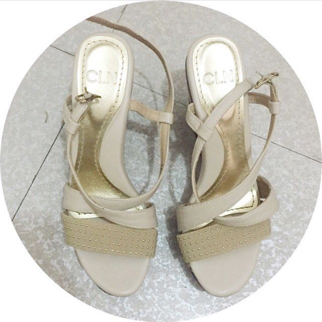 CLN Wedge Heels