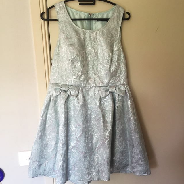 Dotti Mint Size 12 Dress
