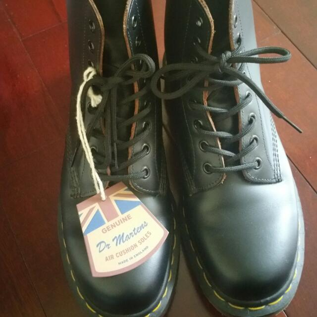 Dr. Martens Size 9 Black Made In England