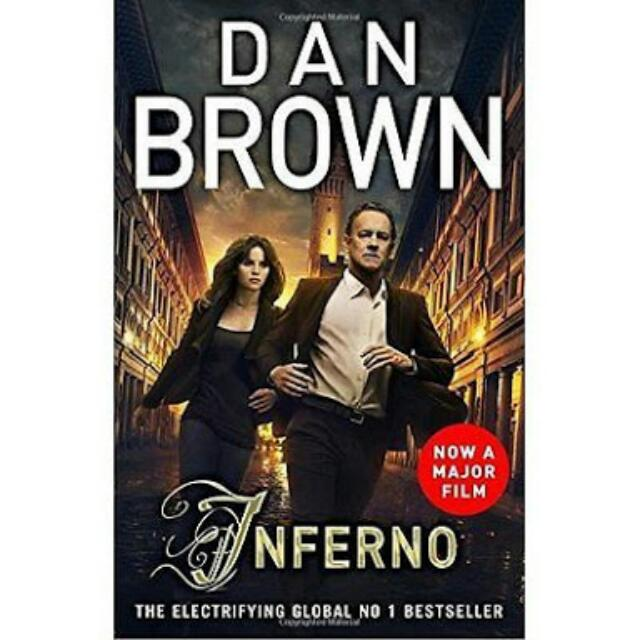 (English) Inferno - Dan Brown