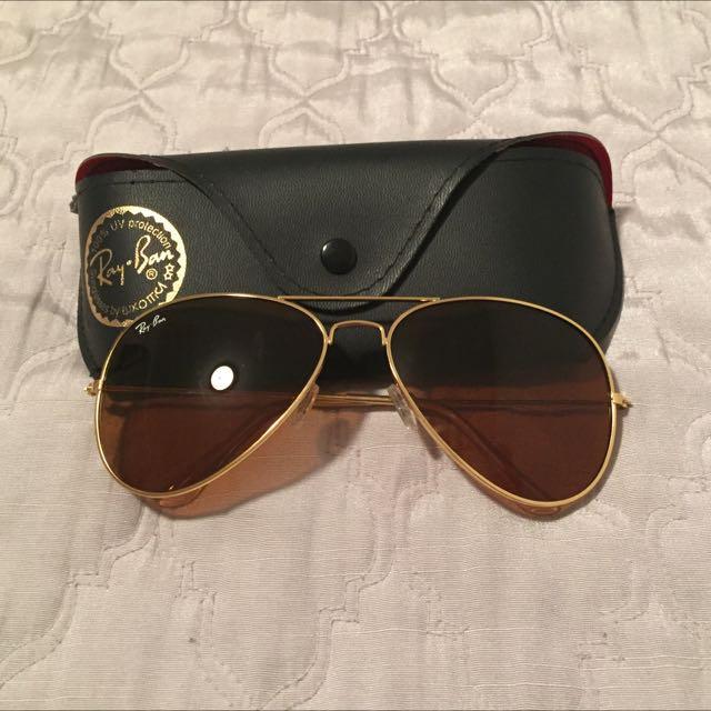 Fake Ray Ban Aviator Sunglasses
