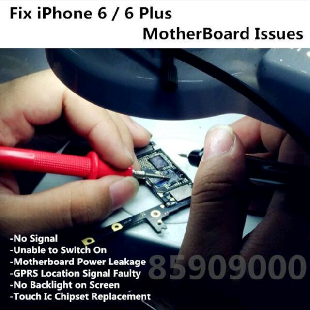 Fix iPhone Motherboard Issues!, Mobiles & Tablets, iPhone on