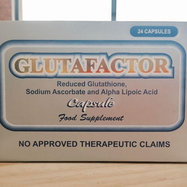 Glutafactor (Glutathione)