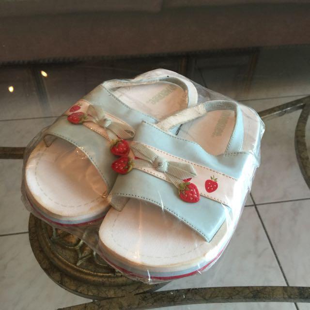 全新GYMBOREE女童鞋,適合送新生禮