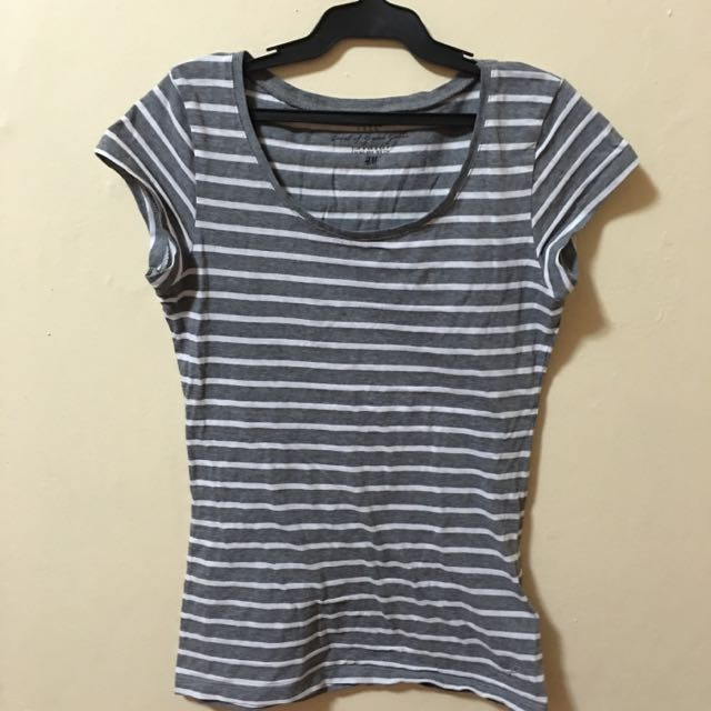 H&M Stripe Shirt