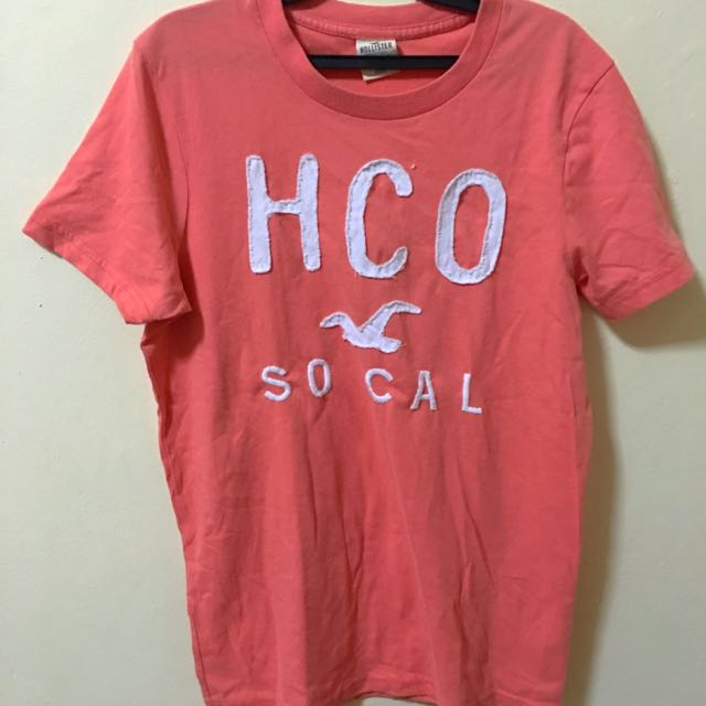 HOLLISTER Pink Top