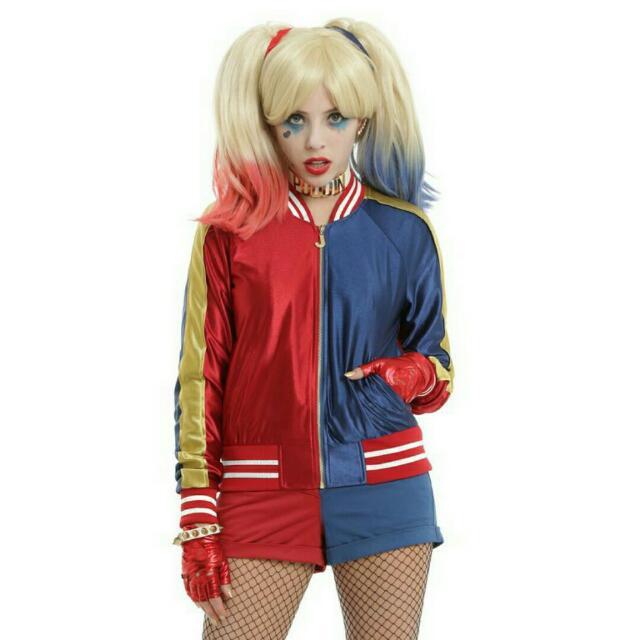 Jaket Harley Quinn