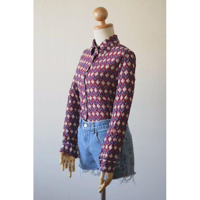 KAMAYO purple top long sleeves