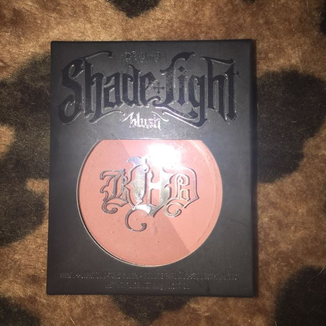 KVD Shade And Light Blush