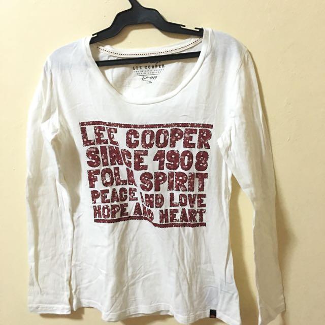 LEE COOPER Long Sleeves