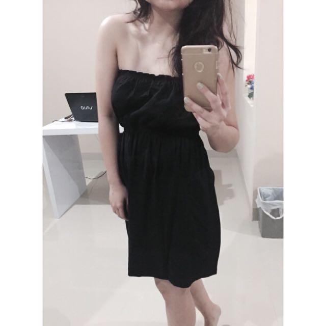 Little Black Dress (Tubedress)